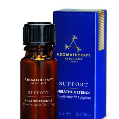 Support Breathe Essence
