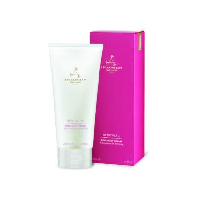 Renewing Rose Body Cream