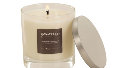 eclectic epionce candle