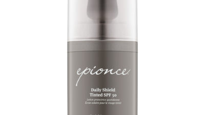 eclectic epionce daily shield tinted spf 50